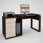 Офисный стол Эко-15 (1416 мм)