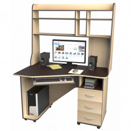 Комп'ютерний стіл Ніка-16