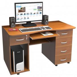 Комп'ютерний стіл Ніка-11 без надбудови