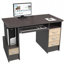 Компьютерный стол Ника-12 без надстройки