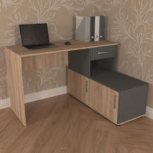 Компьютерный стол Минивайт-62