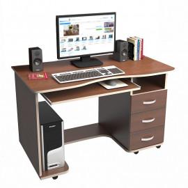 Комп'ютерний стіл Ніка-10 без надбудови