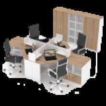 Офісні меблі серії Simpl